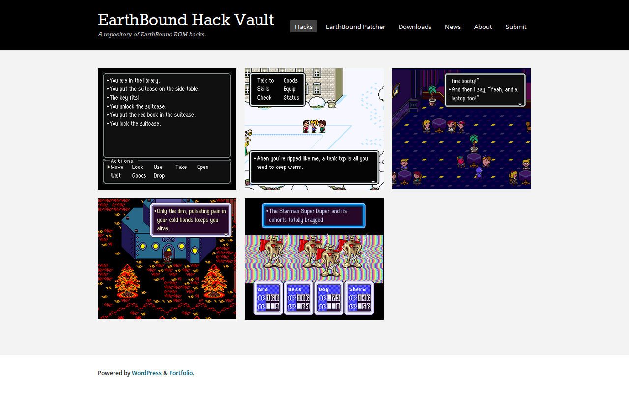 EarthBound Patcher and EarthBound Hack Vault « PK Hack « Forum